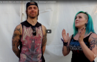 Countdown to Music Festival Season – A Backstage Interview With Matt Tuck of BULLET FOR MY VALENTINE at Carolina Rebellion '16 – Watch