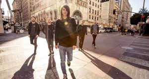 """Blessthefall Release """"Sleepless in Phoenix"""" Video, Touring With Black Veil Brides, Reddit AMA Today"""