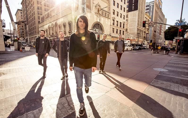 "Blessthefall Release ""Sleepless in Phoenix"" Video, Touring With Black Veil Brides, Reddit AMA Today"