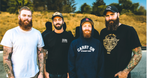 """FOUR YEAR STRONG Debut Video For """"Nice To Know"""" Ahead Of North American Tour"""