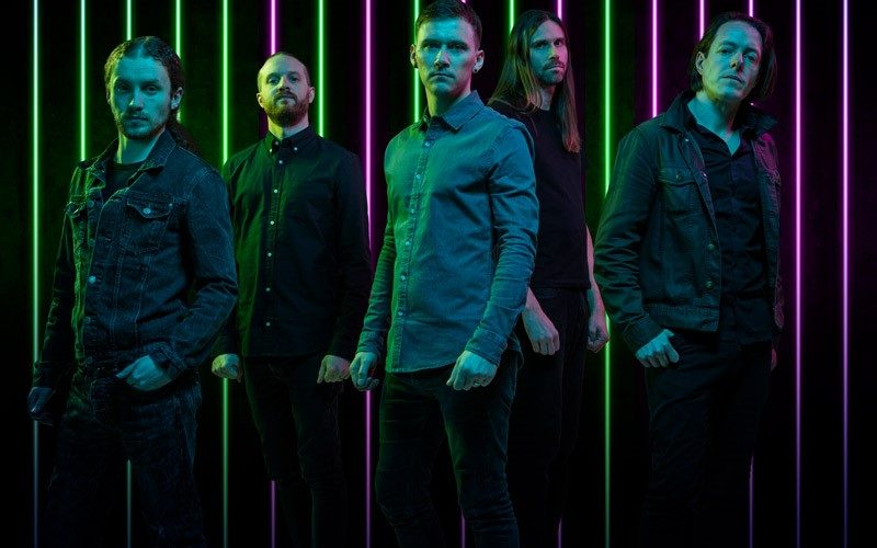 """TesseracT Announce New Album """"Sonder,"""" Drop New Song """"Luminary,"""" Tour Planned for Spring — LISTEN"""