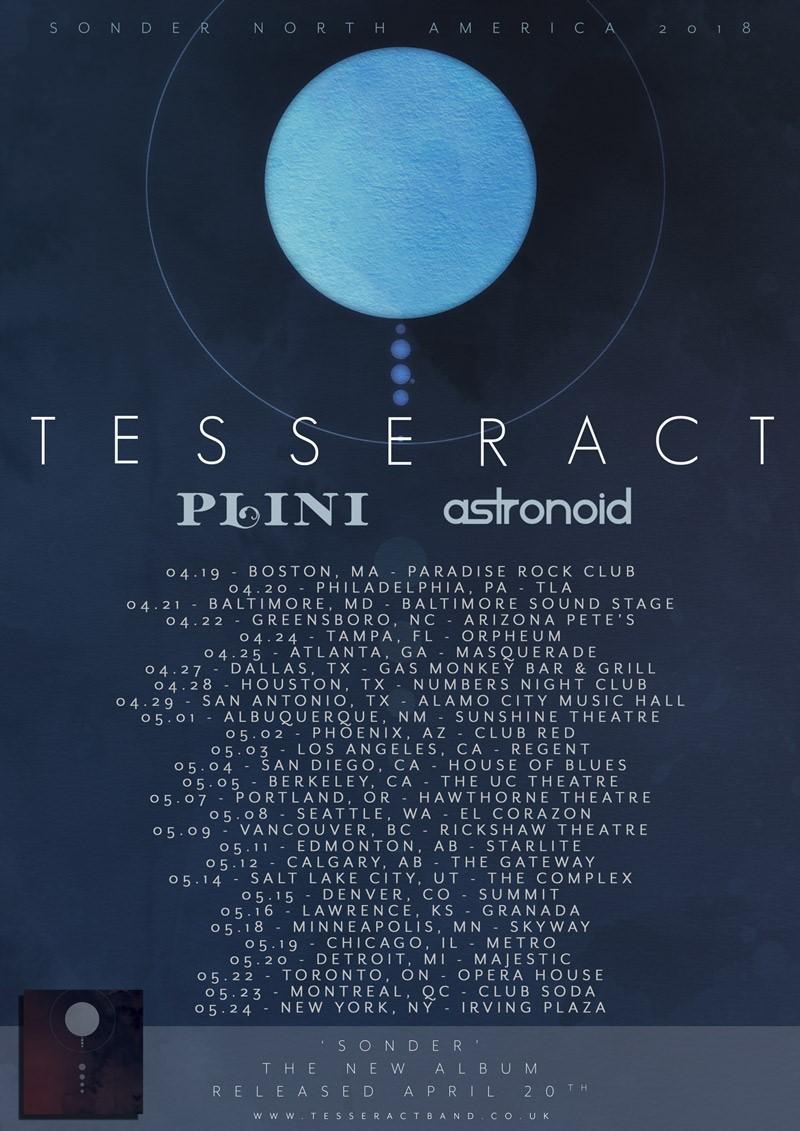 TesseracT_Tour