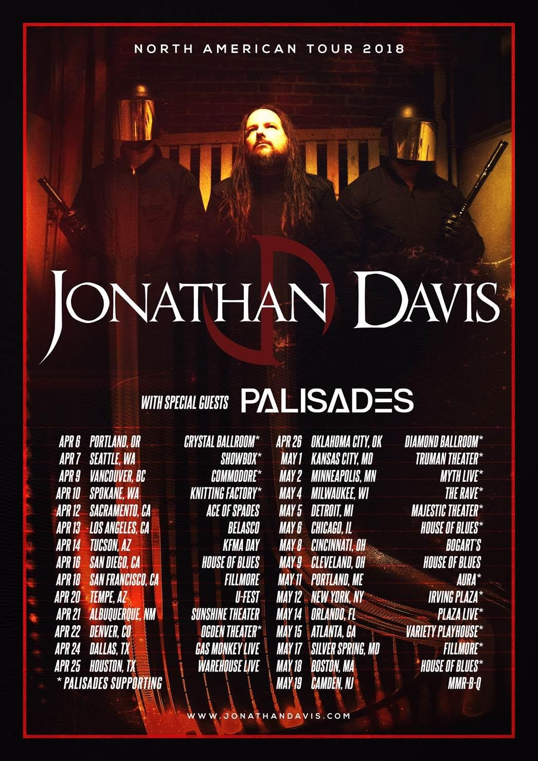Palisades_Tour
