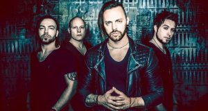 "Bullet for My Valentine Announce New Album ""Gravity,"" Listen to New Song ""Over It"""