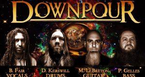 Downpour (Ex-Shadows Fall, Unearth, Seemless) Announce PledgeMusic Campaign + Release