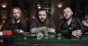 SEETHER Announce Fall Dates For POISON THE PARISH 2018 U.S. Tour!