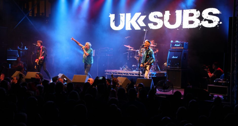British Street Punk Legends U.K. SUBS To Release Covers Album, 'Subversions,' On June 22nd