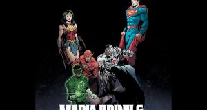 """In This Moment's Maria Brink + Chris Howarth Release New Song """"The Calling"""" For DC Comics' """"Dark Nights: Metal"""""""