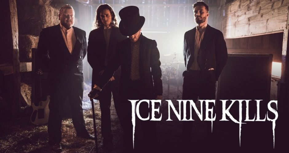 "Ice Nine Kills To Release ""The Silver Scream"" on 10/5, Band Drops Video for ""The American Nightmare"" — WATCH!"