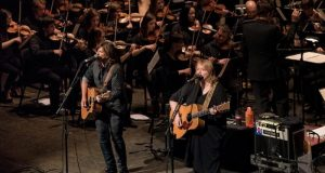 "Indigo Girls' New Video for ""Go"" Issues Inspiring Call To Action"