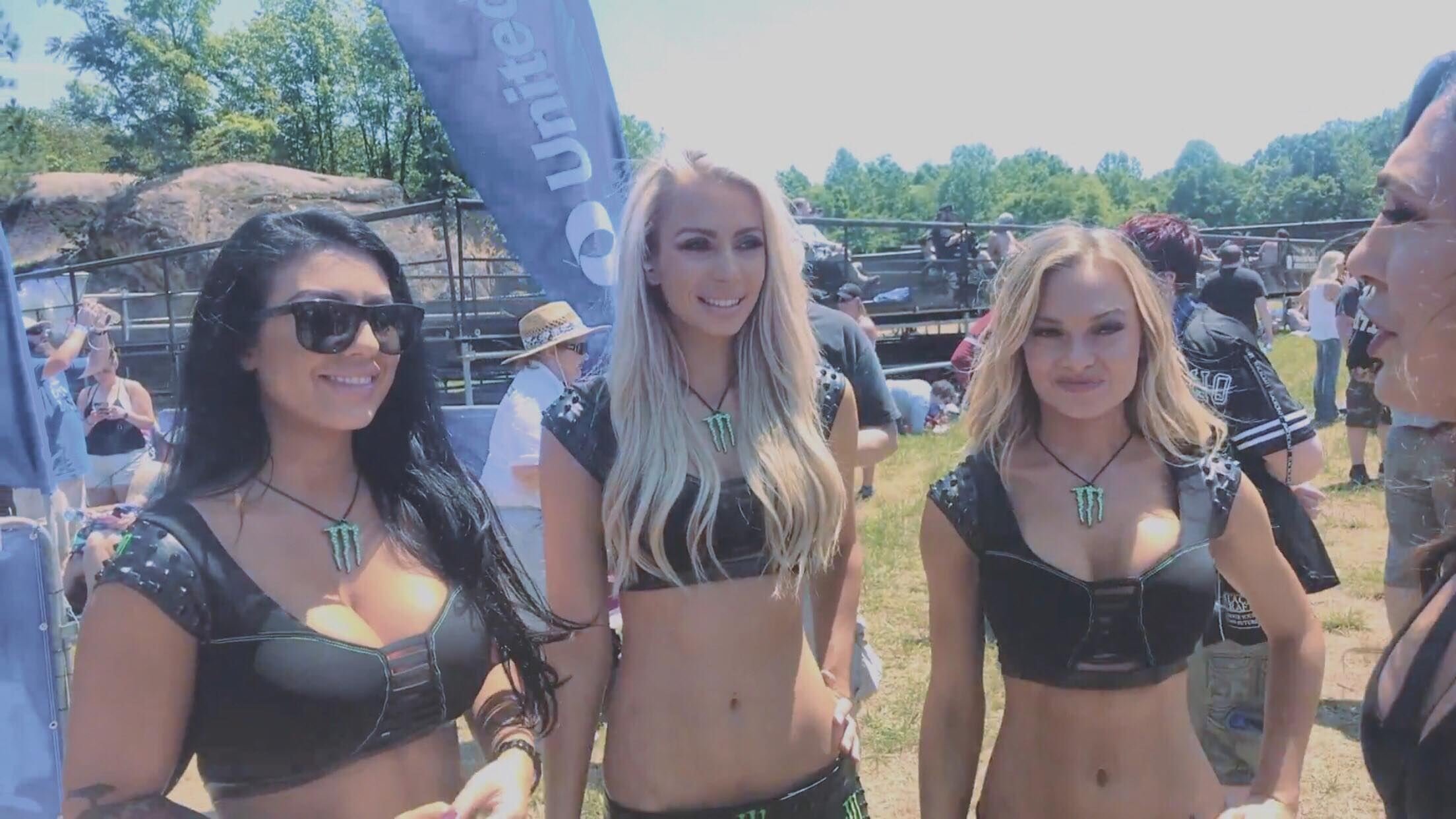 VIDEO | Carolina Rebellion 2018 Day 1 Vlog