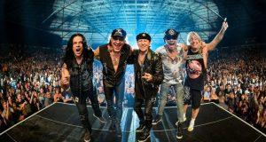 SCORPIONS Rescheduled U.S. Tour Dates Kick Off in August