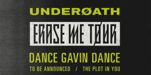 UNDEROATH Announce Epic Fall 2018 Tour With Dance Gavin Dance + More — DETAILS ENCLOSED