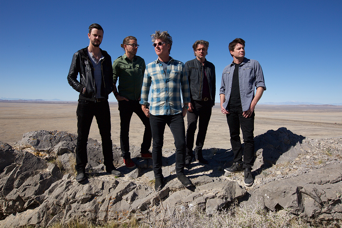 FEATURED INTERVIEW with Johnny Rabb of Collective Soul