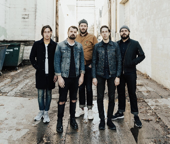 "Silverstein Drop Two Acoustic Tracks From ""Dead Reflection"" — LISTEN + Tour Starts In November"
