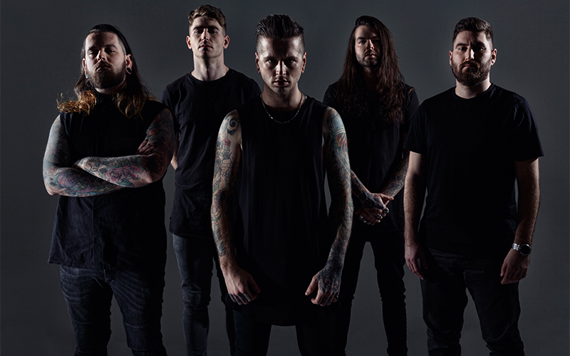 FEATURED INTERVIEW with Bury Tomorrow