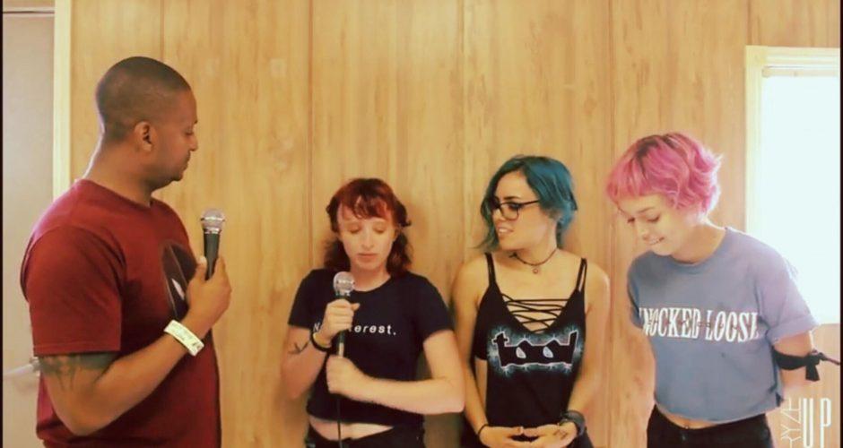 VIDEO | Interview with DOLLSKIN at Vans Warped Tour 2018 – Charlotte, NC