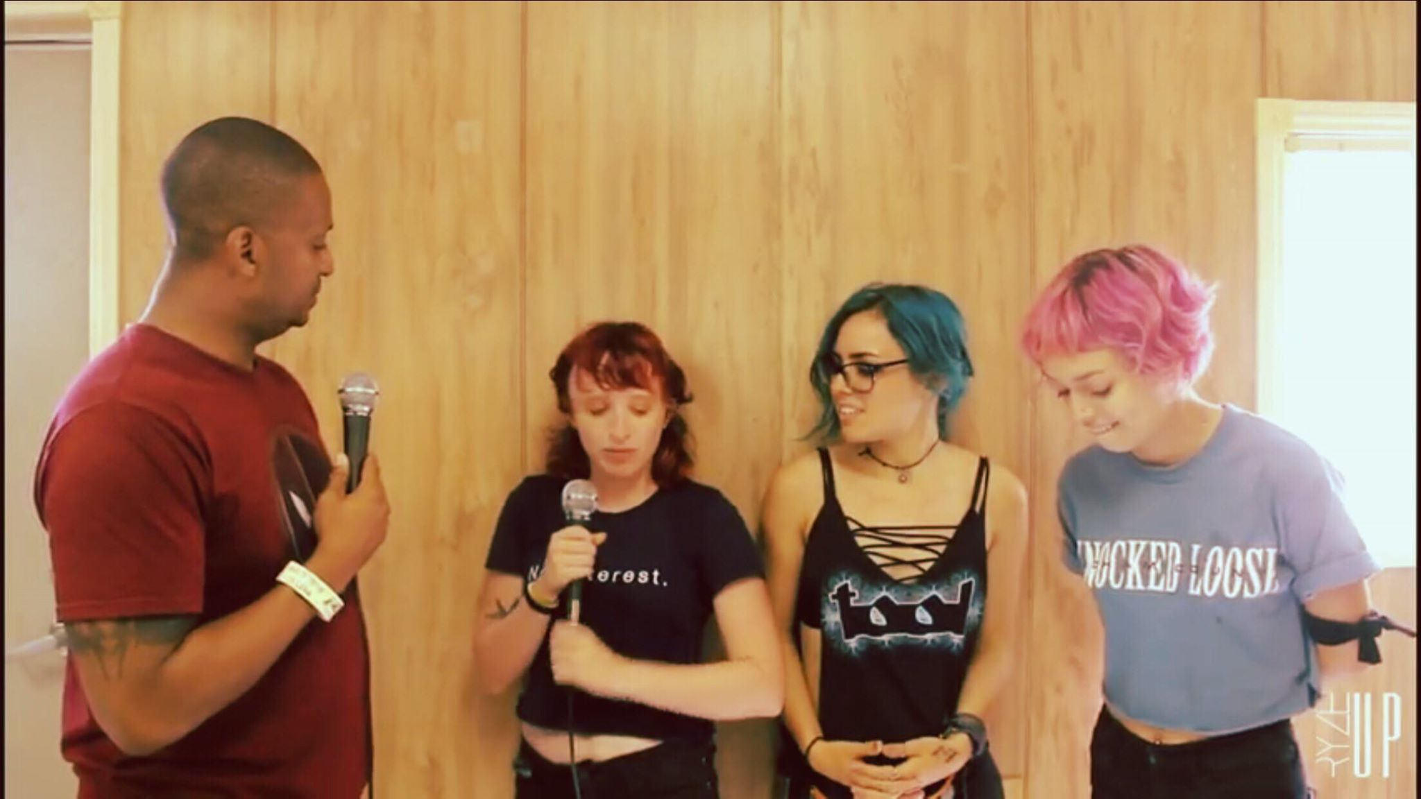 VIDEO | Interview with DOLLSKIN at Vans Warped Tour 2018 – Charlotte, NC
