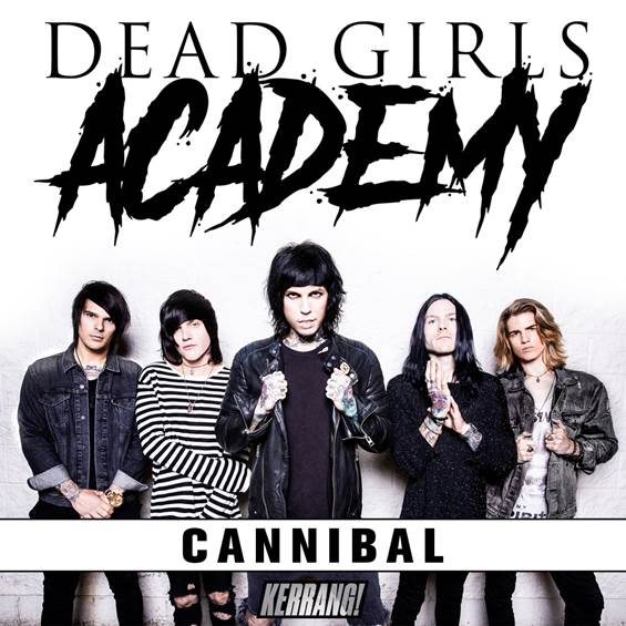 "DEAD GIRLS ACADEMY DEBUT ""CANNIBAL"" MUSIC VIDEO On Tour Now with From Ashes To New"