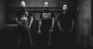 TO WHOM IT MAY Supports Full-Length Debut With Tour Dates With DROWNING POOL And 10 YEARS