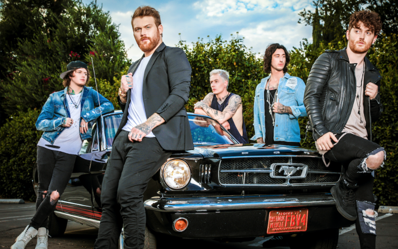 Asking Alexandria Release New Live Video 'Alone In A Room (Live Across America)