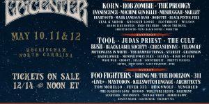 Inaugural Epicenter Festival Dates & Lineup Announced!