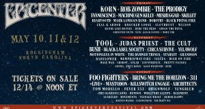 Inaugural Epicenter Festival Dates & Lineup Announced!