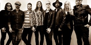 SILVERTIDE'S NICK PERRI Returns Leading 8-Piece Band 'THE UNDERGROUND THIEVES' and Release New Single and Music Video