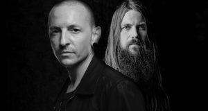"Lamb Of God Guitarist Mark Morton Premieres ""Cross Off,"" Never-Before-Heard Track With Chester Bennington, Via Zane Lowe's World Record — LISTEN"