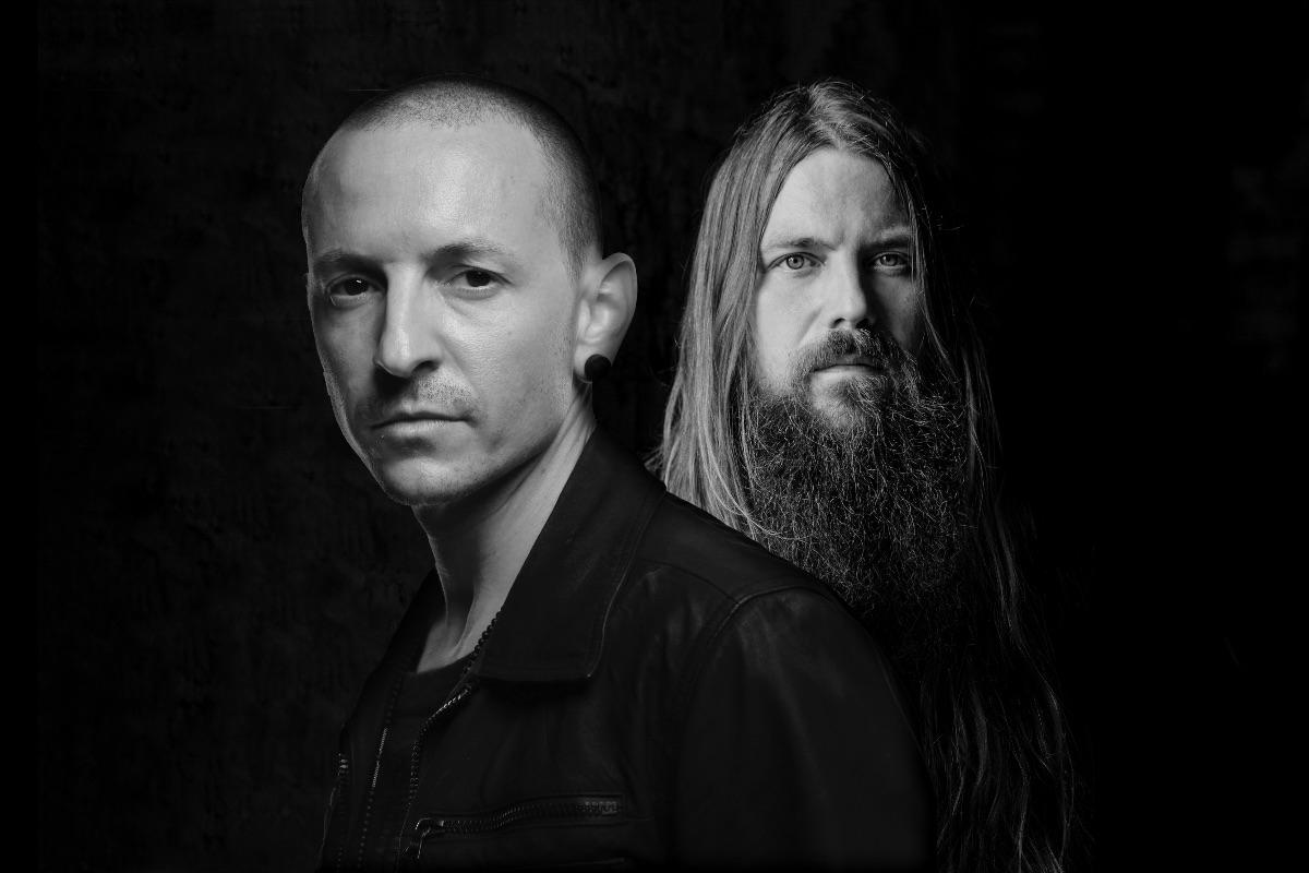 "Lamb Of God Guitarist Mark Morton Premieres ""Cross Off,"" Never-Before-Heard Track With Chester Bennington, Via Zane Lowe's World Record — LISTEN"