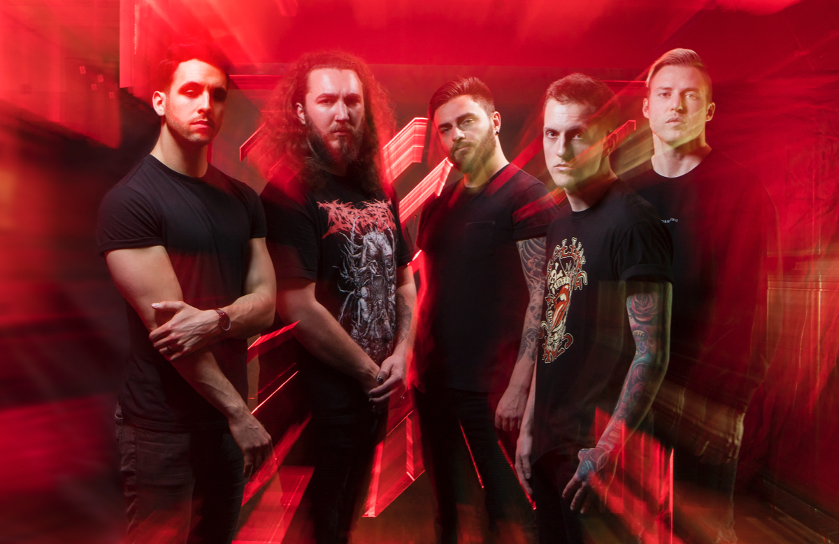 """I Prevail To Release """"Trauma"""" on March 29; Band Drops Videos For New Songs """"Bow Down"""" + """"Breaking Down"""" — WATCH + LISTEN"""