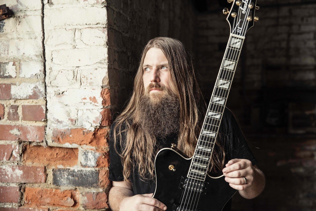 """Mark Morton Drops New Song """"Save Defiance"""" Featuring Myles Kennedy — LISTEN!"""