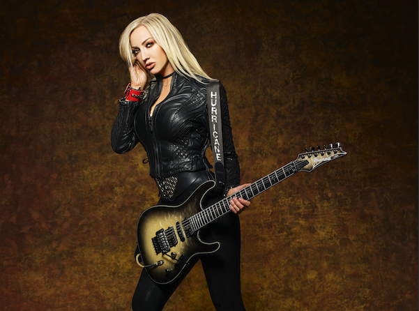 Nita Strauss US Solo Headline Tour Kicks Off Today