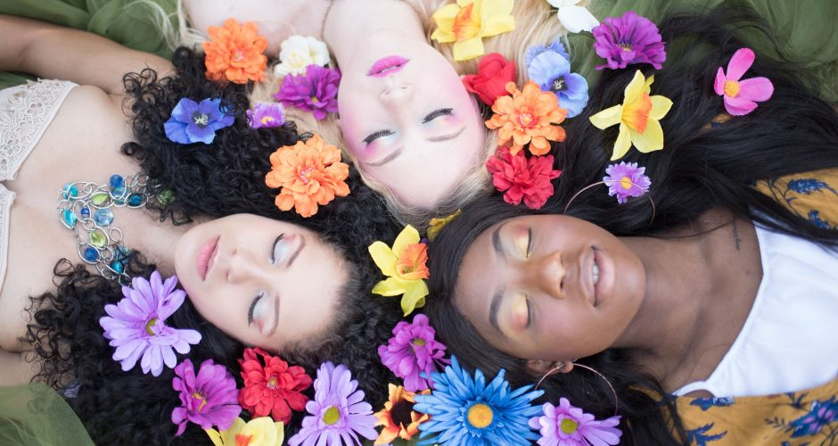 Video   Behind The Scenes – May Floral Editorial Photoshoot