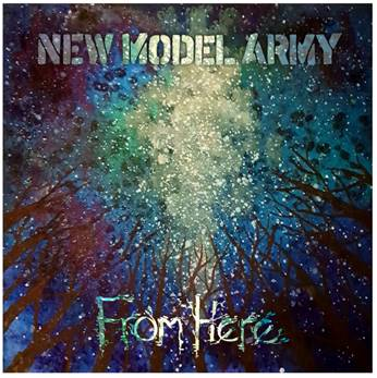 "New Model Army Announce New Album ""From Here"""