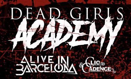 Dead Girls Academy Announce The Cruel Summer Tour, Studio Update